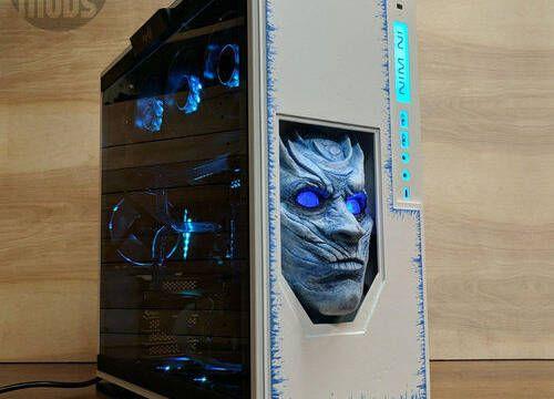 Crea un ordenador con el Rey de la Noche de Juego de Tronos