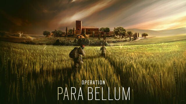 Operation Para Bellum de Rainbow Six Siege añadirá un sistema de Pick & Ban