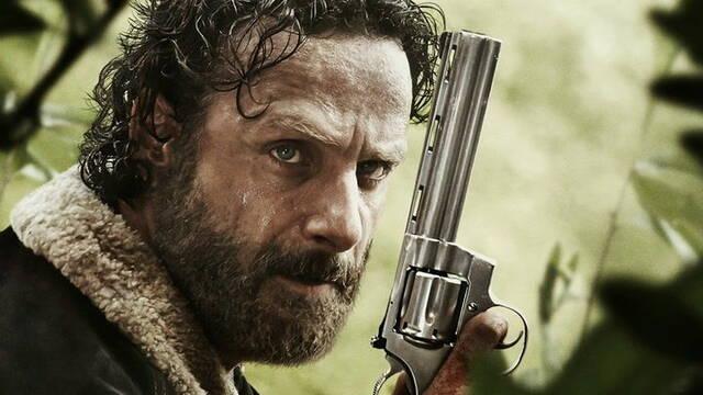TWD: Revelada la espeluznante arma que llevará Rick en la Temporada 9