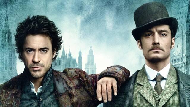 Robert Downey Jr. volverá a encarnar a Sherlock Holmes en 2020