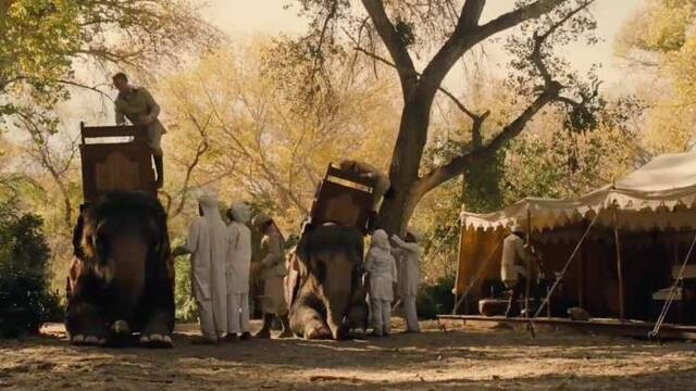 PETA critica a HBO por usar elefantes abusados en Westworld