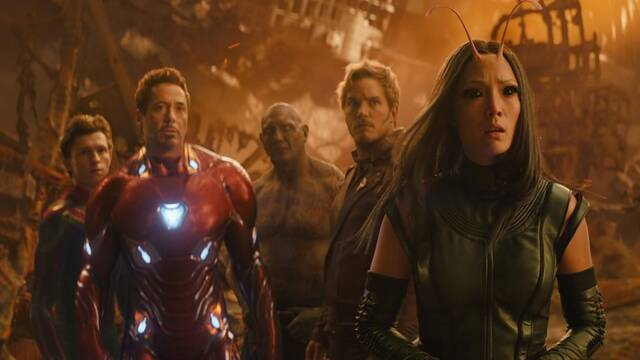 Los directores de Infinity War no informaron a James Gunn del final