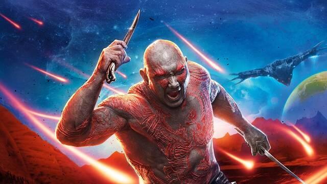 La mejor escena de Drax en 'Vengadores: Infinity War' fue improvisada