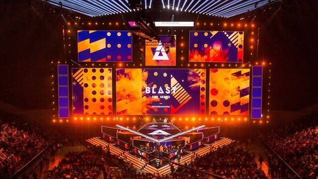 Sigue en directo la BLAST PRO SERIES Madrid