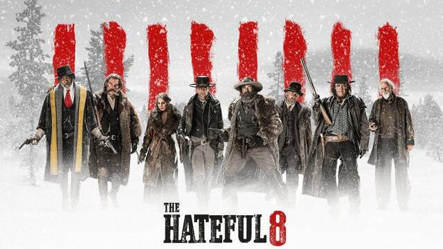 'Los odiosos ocho' de Quentin Tarantino será una miniserie de Netflix
