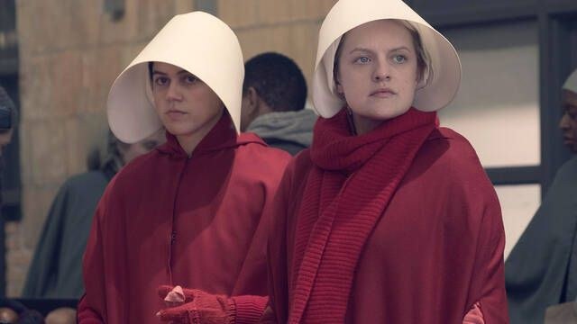 Gilead cae en la revolución con el nuevo tráiler de The Handmaid's Tale