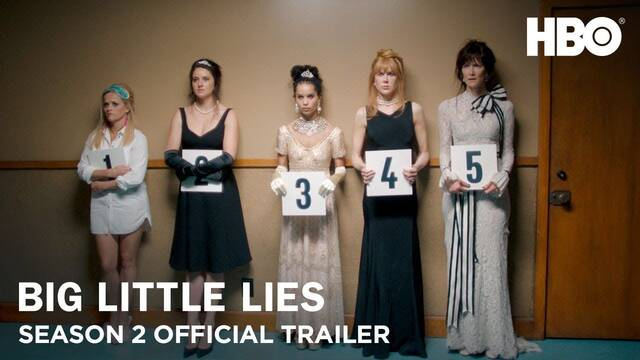 HBO nos presenta el tráiler de la segunda temporada de 'Big Little Lies'