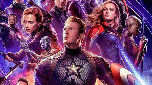 'Vengadores: Endgame' sigue siendo la número 1 en su tercer fin de semana