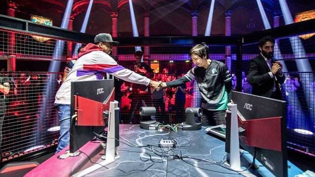 AOC y Red Bull se alían para próximos eventos de esports