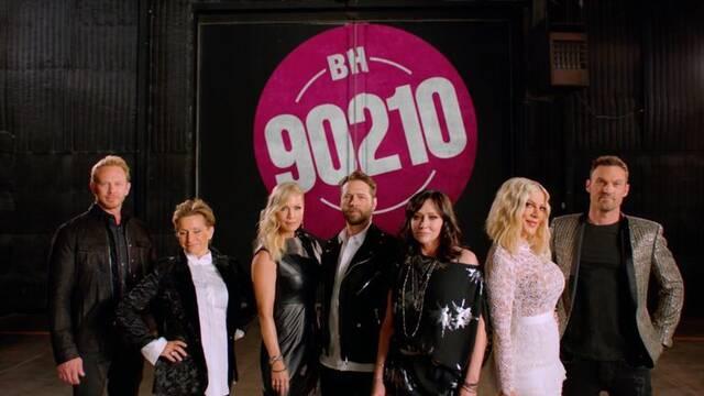 'BH90210', el regreso de Sensación de Vivir, presenta su tráiler