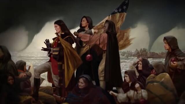 Primer tráiler de Motherland: Fort Salem, brujas luchando por la patria