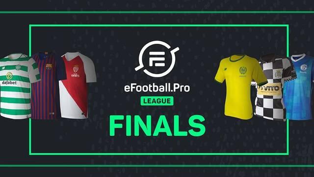 Las eFootball.Pro League Finals se celebrarán el 19 de mayo