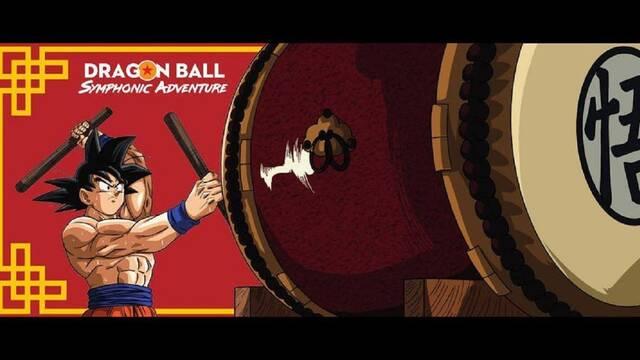 Dragon Ball Symphonic Adventure llega a Madrid el 18 de enero de 2020