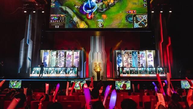 G2 Esports y SK Telecom se enfrentarán en las semifinales del SMI 2019