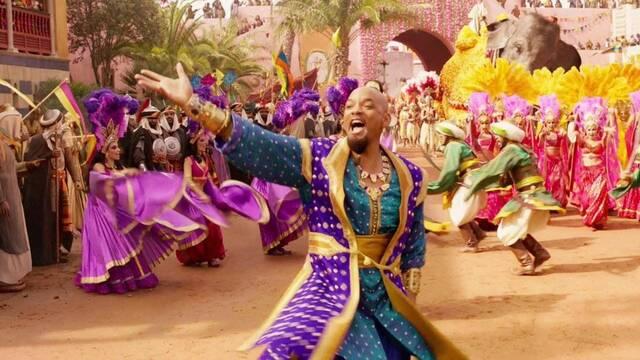 Aladdin: Así es la escena musical 'Príncipe Ali' en la nueva película