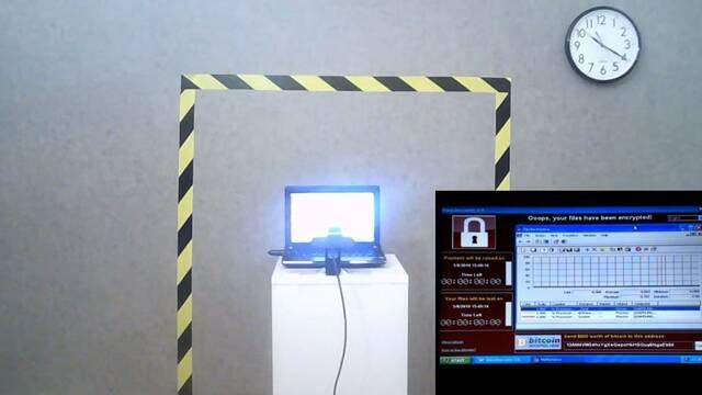 Subastan un portátil con los virus más peligrosos del mundo por más de 615.000$
