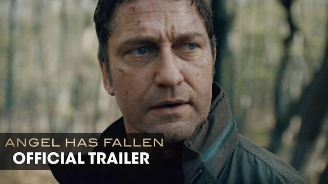 Llega el tráiler de la película 'Angel has Fallen', con Gerard Butler