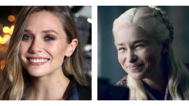 Elizabeth Olsen se presentó al casting de Daenerys... y olvidó el guion