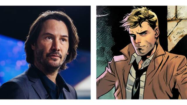 Keanu Reeves quiere volver a interpretar al detective John Constantine