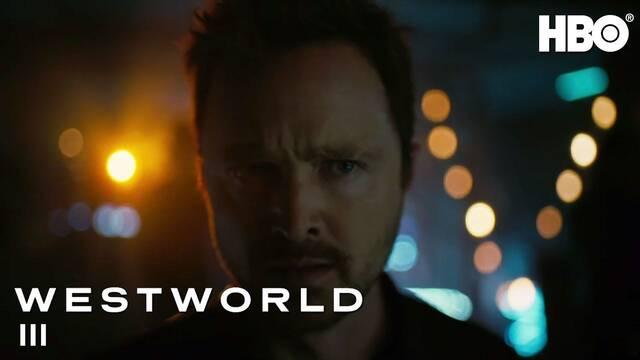 La tercera temporada de Westworld se muestra en su primer adelanto