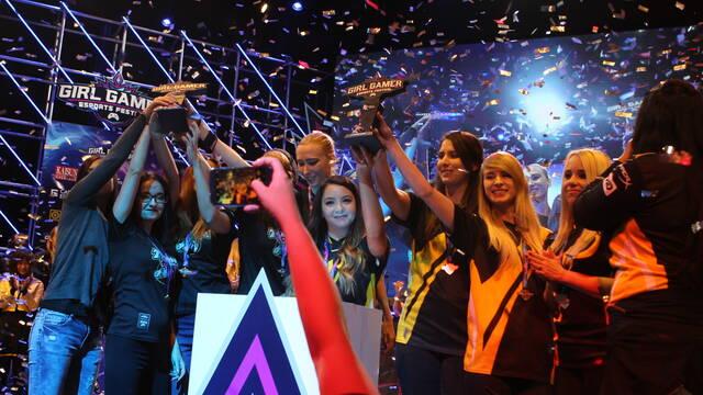 Movistar Riders organizará el Girlgamers Festival en Madrid