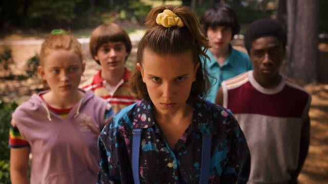'Stranger Things' nos atrapa con el nuevo tráiler de su tercera temporada