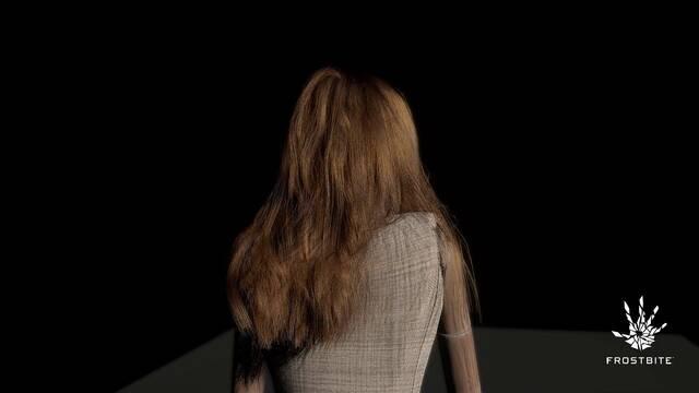 EA nos muestra cómo se verá el pelo en los videojuegos la próxima generación