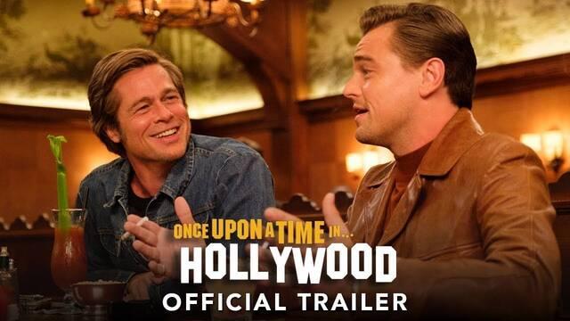 Nuevo tráiler de Érase una vez en Hollywood, lo nuevo de Quentin Tarantino
