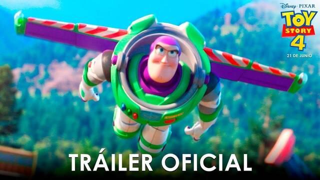'Toy Story 4' nos presenta su importante misión en su nuevo tráiler oficial