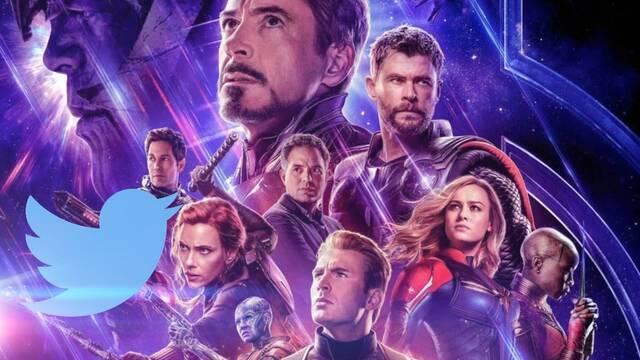 Vengadores: Endgame también es ya la película con más presencia en Twitter