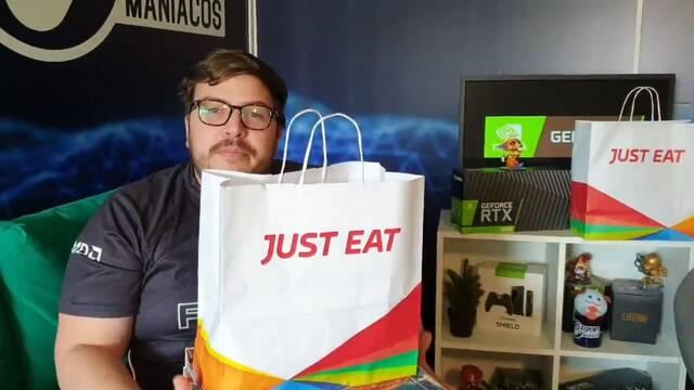 Just Eat vuelve a apostar por los esports patrocinando a Esportmaniacos