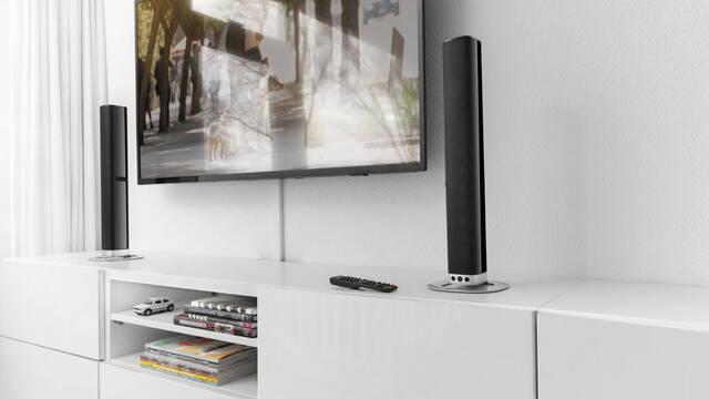 Trust Lino XL 2.1: La barra de sonido que se convierte en 2 altavoces independientes