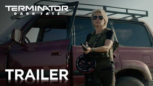 Primer tráiler de Terminator: Destino Oscuro