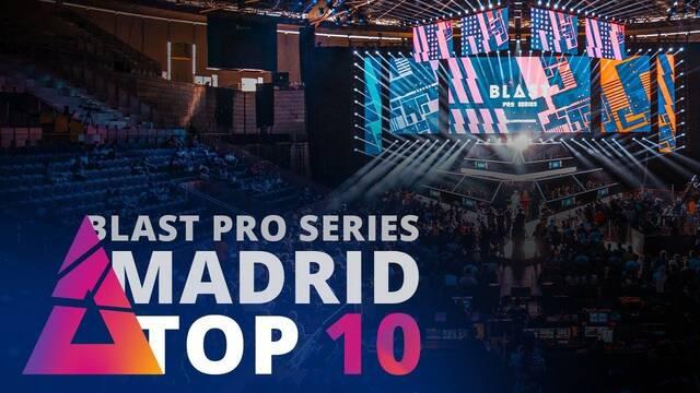 TOP 10: Las mejores jugadas de BLAST Pro Series Madrid
