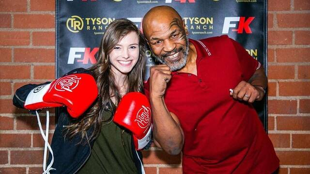 Mike Tyson invierte en un equipo de esports