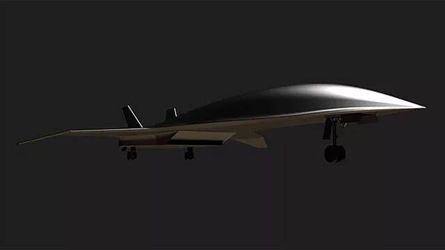 Londres - Nueva York en 90 minutos: el objetivo de este avión supersónico