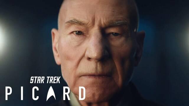 Picard está de vuelta: llega el primer tráiler del spin-off de Star Trek
