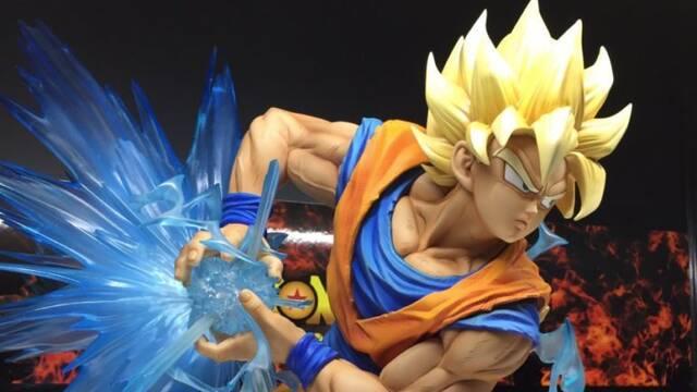 Dragon Ball: Presentada una nueva y espectacular figura de resina de Goku