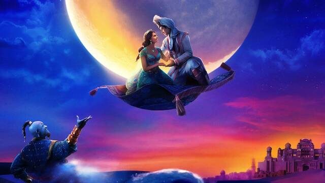 Aladdin arrasa en Estados Unidos con un debut de éxito