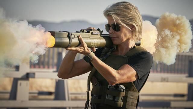 Terminator: Destino Oscuro se deja ver en nuevas imágenes