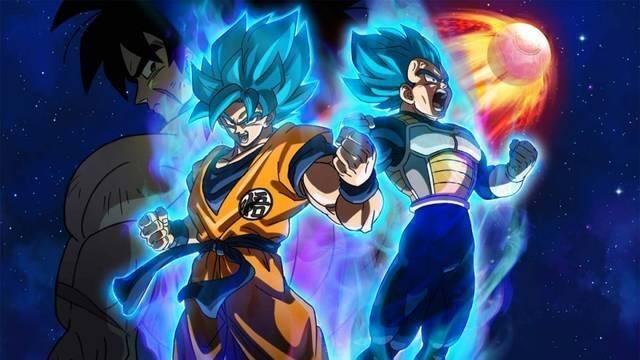 La película Dragon Ball Super: Broly ya está a la venta en España