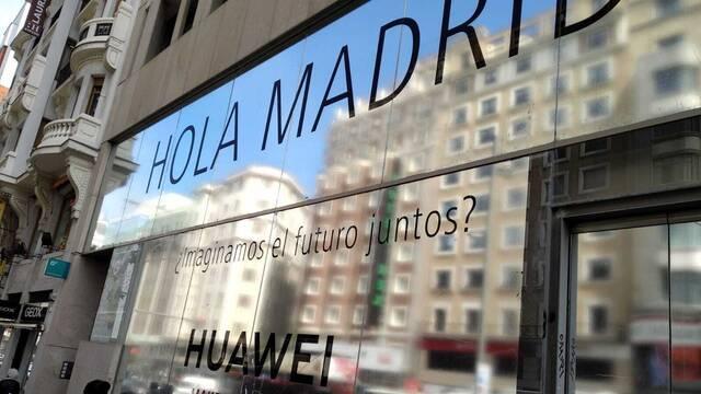 Las ventas de Huawei en España cayeron un 30% tras el veto de Google