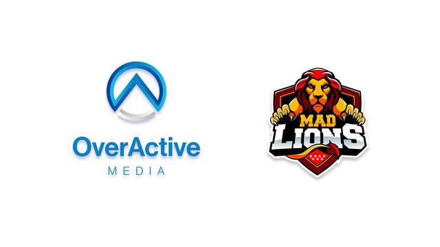 Overactive Media compra MAD Lions que absorberá a Splyce Vipers