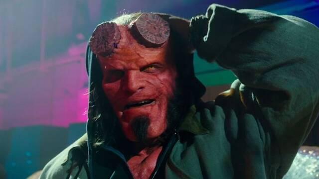 David Harbour ofrece la clave para entender el batacazo de Hellboy