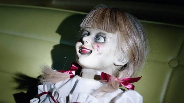 Annabelle vuelve a casa se muestra en su nuevo y diabólico tráiler