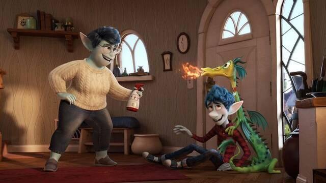 Onward, lo nuevo de Pixar, se muestra en sus primeras imágenes