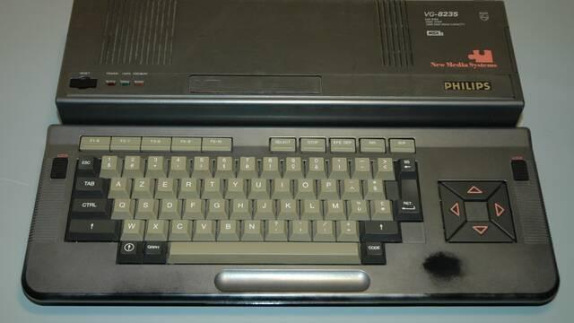 El MSX2 que 'dió vida' a Phantis y Navy Moves sigue funcionando así de bien