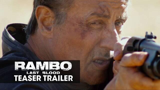 Este es el primer adelanto de la nueva película 'Rambo: Last Blood'