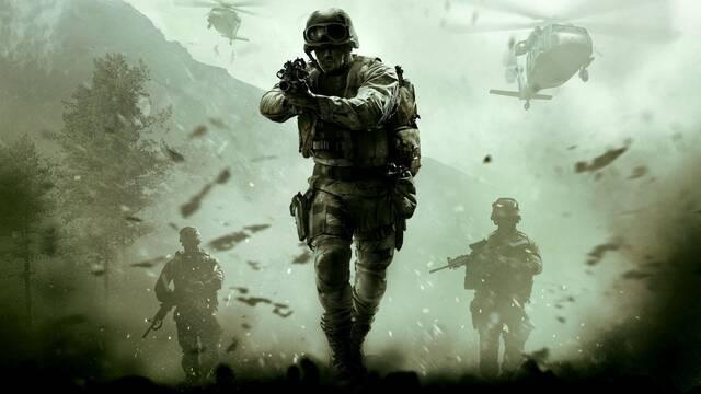 Rumor: Call of Duty: Modern Warfare saldrá a la venta en octubre