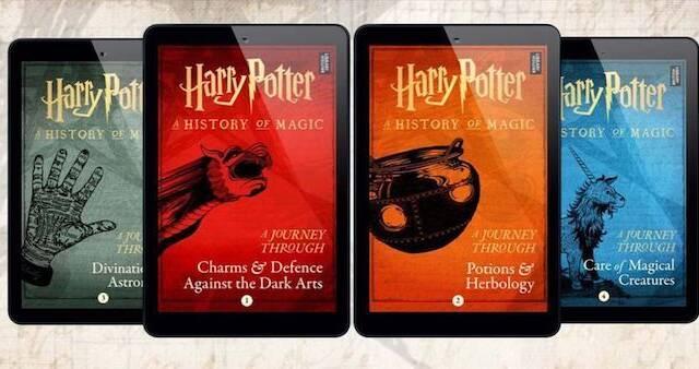 Harry Potter: J.K Rowling lanzará 4 nuevos libros del universo mágico